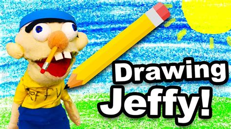 Drawing Jeffy by Sml Drawing Jeffy