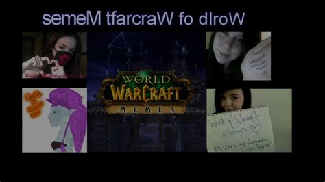World Of Warcraft Giveaway - world of warcraft memes 6 giveaway video youtube