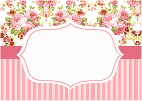 layout para blog gratuito convites estilo shabby gr 225 tis para baixar e editar