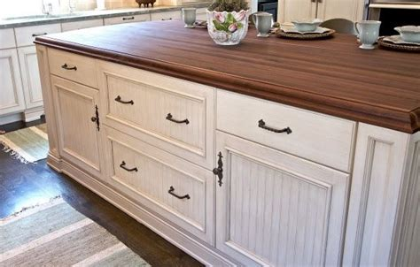 wood tops for kitchen islands wood countertop kitchen island kitchen inspirations
