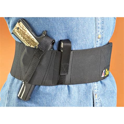 belly band tactical belly band 160375 holsters at sportsman s guide