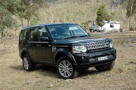 landrover review land rover discovery 4 review road test caradvice