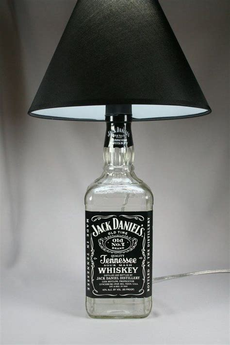 Jack Daniels Home Decor by Jack Daniels Bottle Lamp Projects Crafts Diy Do It