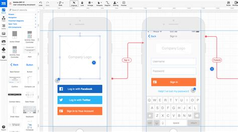 free wireframe tool mockup wireframe ui prototyping tool 183 moqups