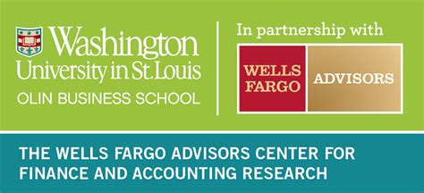 Olin Mba Waitlist Strategy by Fargo Advisors Center For Finance And Accounting