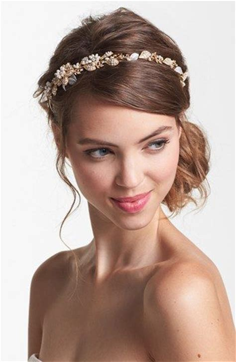 hairstyles with elastic headband cara vintage tiara headband receptions vintage