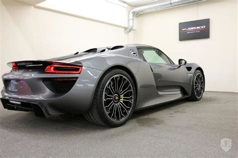 Porsche 918s by 2015 Porsche 918 Spyder In Germany For Sale On Jamesedition