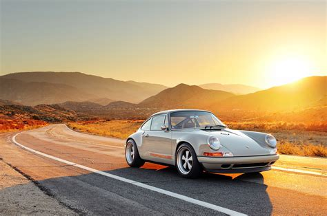 singer porsche wallpaper singer 911 vs eagle e type choose your weapon