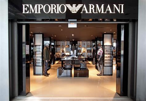 Home Design Stores Rome the armani group opens its second emporio armani store at