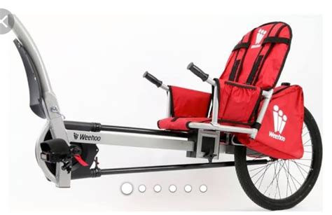 bike trailer seat for adults tandems looking for bike trailer with pedals for a