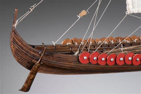 viking longboat model viking longship 1 72 dušek ship kits