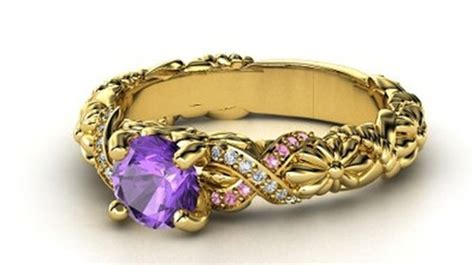 extravagant enthralling disney princess inspired rings