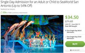 World Tickets Promo Sea World Coupons And Discounts Get Free Tickets To