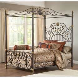 Wrought Iron Canopy Bed Frames by Canopy Bed Wrought Iron Canopy Bed Wrought Iron Canopy Bed
