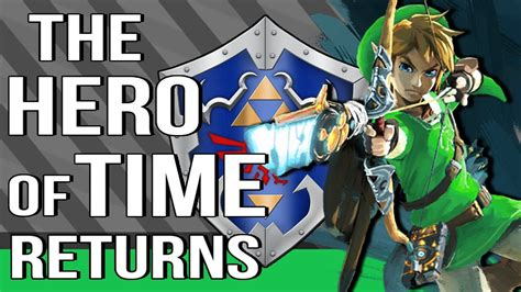 Link Time Fabsugar Want Need 46 by Botw Link Is Actually Oot Link Pt 2 More Evidence