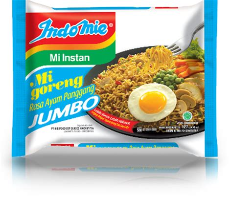 Indomie Goreng Jumbo by Indomie Seleraku Products