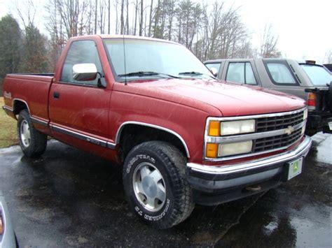 chevy silverado truck bed for sale rv parts 1990 chevrolet 1500 silverado 4x4 used truck for
