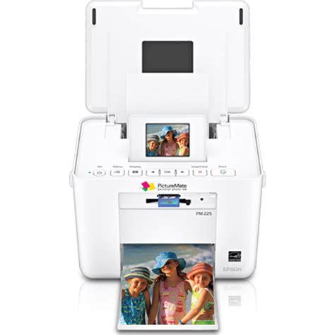 Printer Epson Picturemate Charm buydig epson picturemate charm photo printer pm225