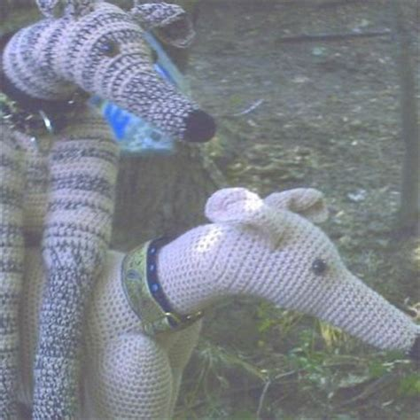 knitted greyhound sweater pattern greyhound stuffed animal life size greyhound dog by