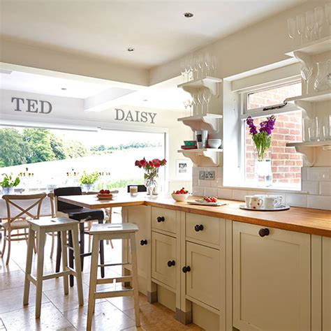 country kitchen designs bespoke wooden kitchen ideal home