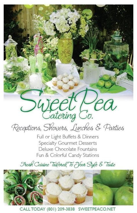 Ad idea   catering ad, restaurant ad   Party Planning