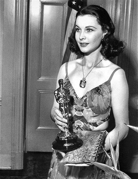 best actress oscar role for 1939 1940 academy awards actress vivien leigh with her quot best