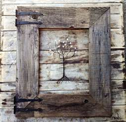 diy barn wood picture frames image of simple rustic picture frames diy