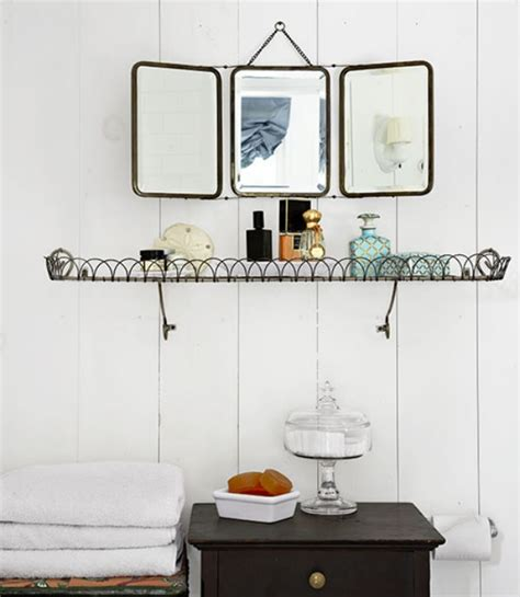 Wire Bathroom Shelving 11 Wire Shelves For Every Room In Your Home