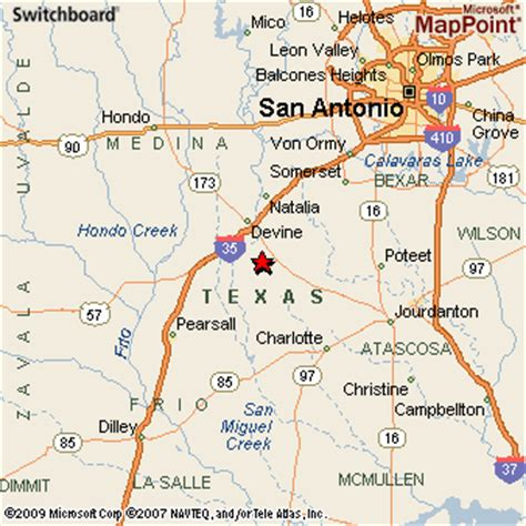 bigfoot texas map bigfoot texas