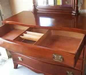 reduced continental furniture co mahogany bedroom dresser