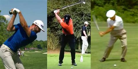 Why You Shouldn T Copy The Golf Swings Of The Pros Adam