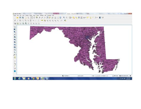 zip code map qgis cartography assigning circle colours to map using qgis