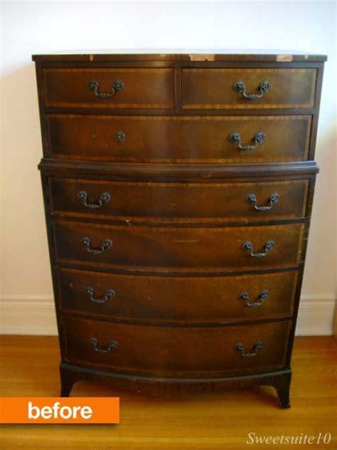 antique white dresser craigslist before after restoring a craigslist dresser sweetsuite 10