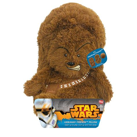 Chewbacca Pillow by Wars Bedding Kmart