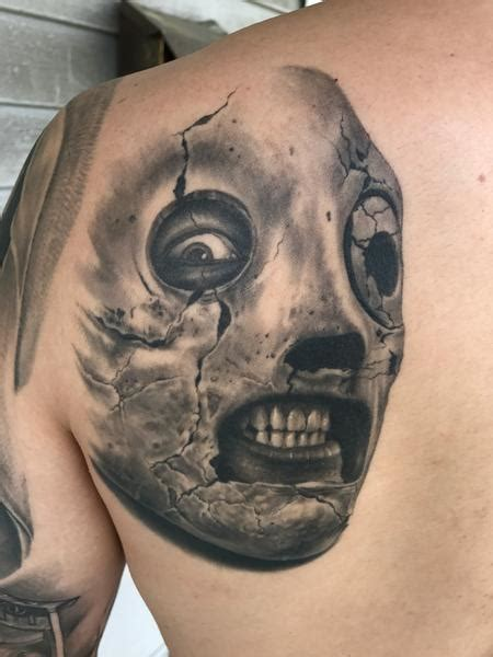 creepy tattoo bob tyrrells gallery tattoos page 1