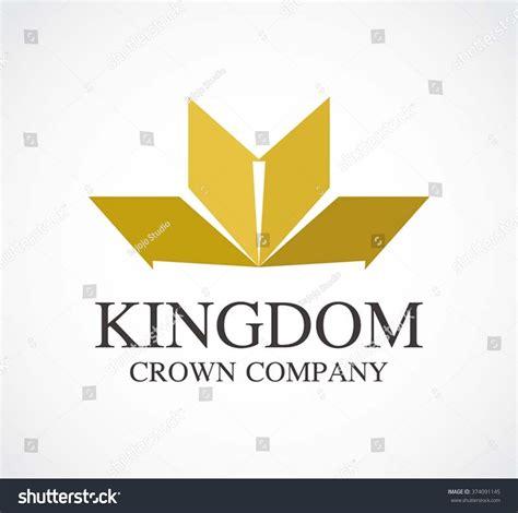 vector crown logo design abstract logo template vector kingdom golden crown abstract vector logo stock vector