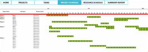 project management calendar template excel 8 best excel templates for project management