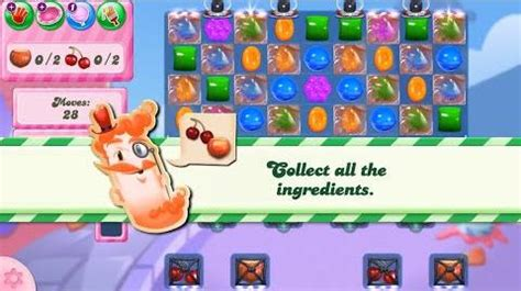 video candy crush saga level 2833 no boosters | candy