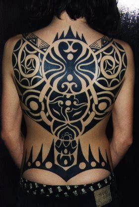 full back tribal tattoo designs 24 back tribal tattoos