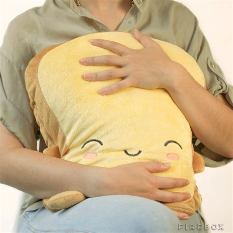 Toast Pillow by Toast Heated Pillow Firebox Shop For The
