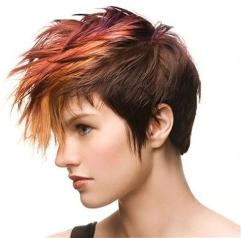 redhead women with spiked mohawk 17 best images about short hairstyles on pinterest