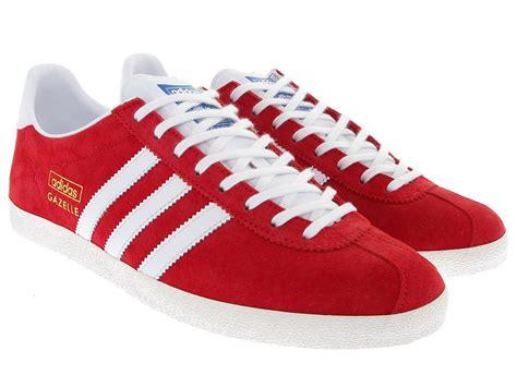 Adidas Colour 1 adidas gazelle og 1 mens trainers shoes uk sizes 7 12 blue black navy colors ebay