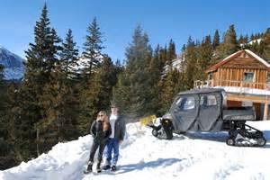 Snowmobile Cabin colorado cabin confiscated in