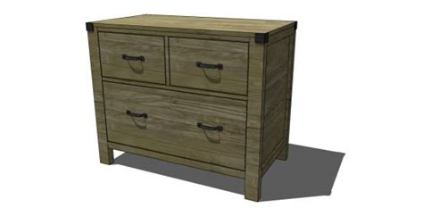 File Cabinet Plans by Lateral Filing Cabinet Plans Woodworking Projects Plans