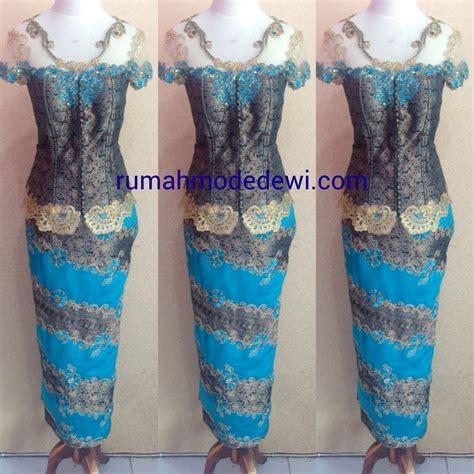 Setelan Stelan Rok Kulot Songket Atasan Katun Imabaju Muslim Wanita 9 rok kebaya rok kebaya katun prada rok kebaya modern baju