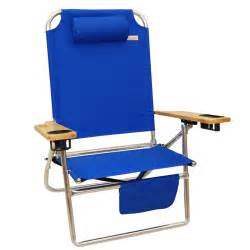 titan big fish hi seat aluminum folding chair blue