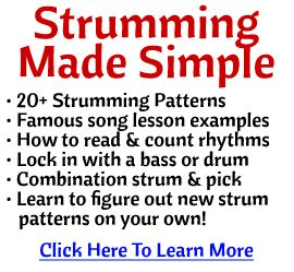 strumming pattern follow you into the dark guitar strumming patterns for beginners