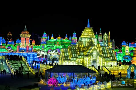 harbin ice festival harbin international snow and ice festival an