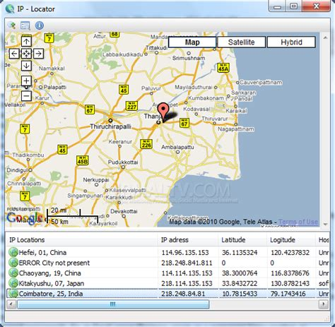 Hubzone Map Address Lookup Ip Location Map My