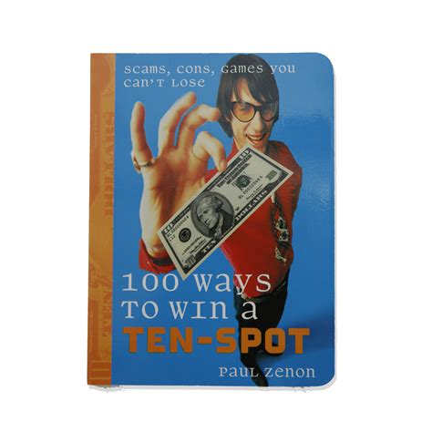 Book Review The Spot By Bank by Ten Spot Book